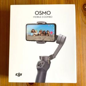 OSMO Mobile 3 Combo- Brand New for sale